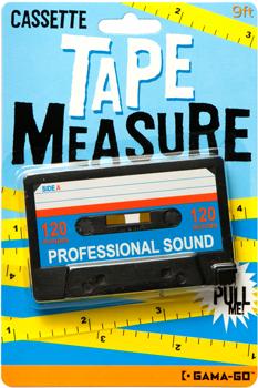 Tape Measure Mix Tape