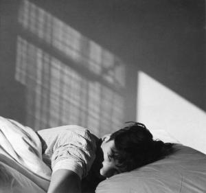 "Herbert List Circa 1930. ""Waking up"""