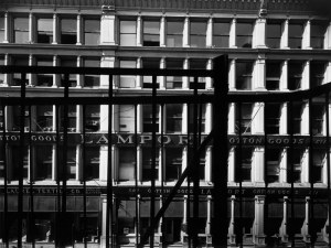 Lamport Export Company by Berenice Abbott