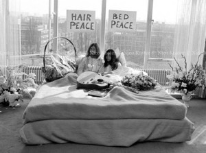 Bed-in for Peace | Amsterdam 1969 | Nico Koster