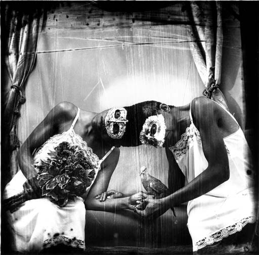 Joel Peter Witkin-Siamese Twins