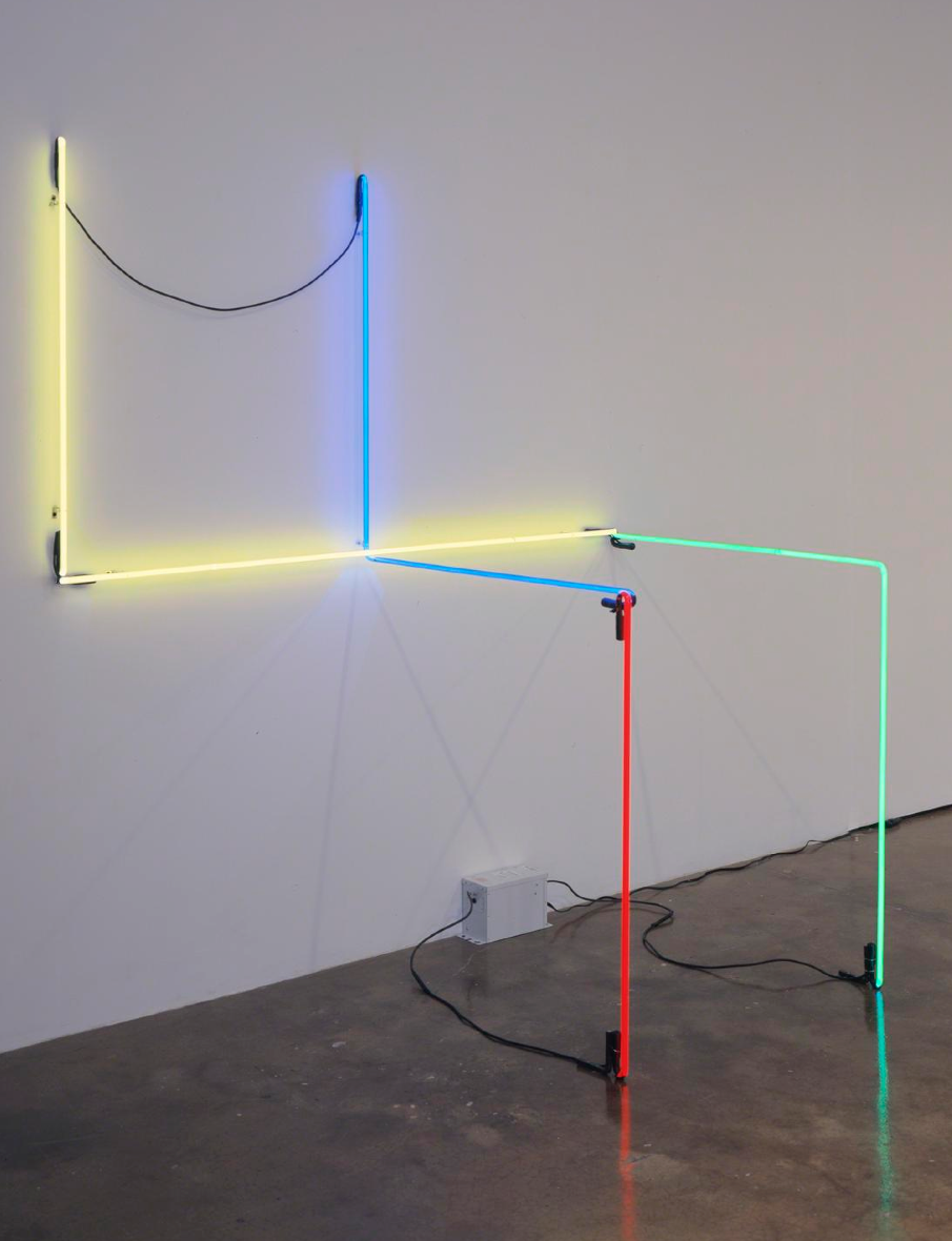 keith Sonnier & Light and Space // Part 2 u2013 On LED`s and neon light. | EYE TO EYE azcodes.com