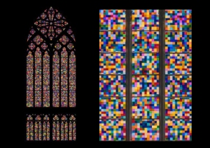 Stained-glass-window gerhard richter