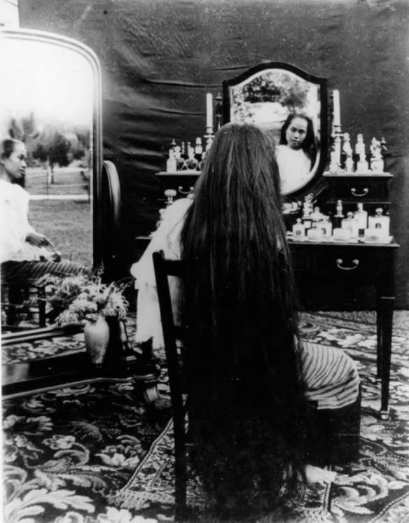 Erb Bunnag. Princess Dara Rasami. Thailand. Circa 1900.