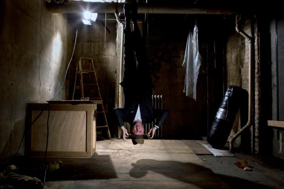 Michael Foley (photo: Theresa Ortolani, stunt coordinator: Ian McLaughlin)