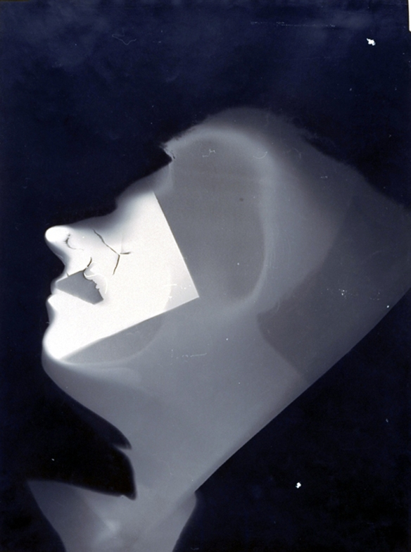 Moholy Nagy selfportrait