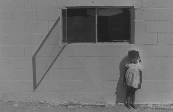 Joo Myung Duck, Holt's Orphanage, 1965. 6 1/2x10 in. Gelatin silver print.