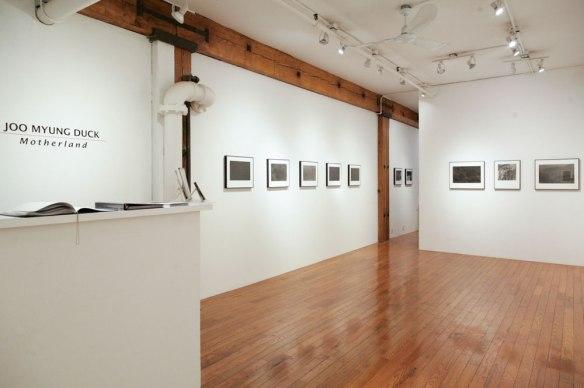 """Joo Myung Duck: Motherland"" exhibition installation view at Miyako Yoshinaga"