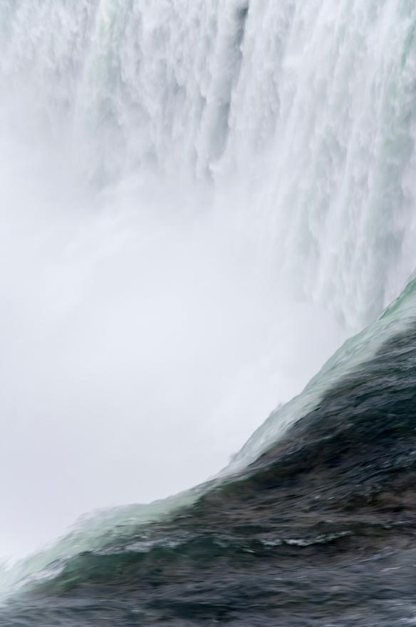 Niagara Falls Suspended, 2015. Marisa Sottos