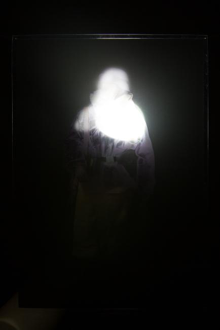Portrait #14, Importation, Digital C-Print, 27.9cm x 35.5cm, 2014