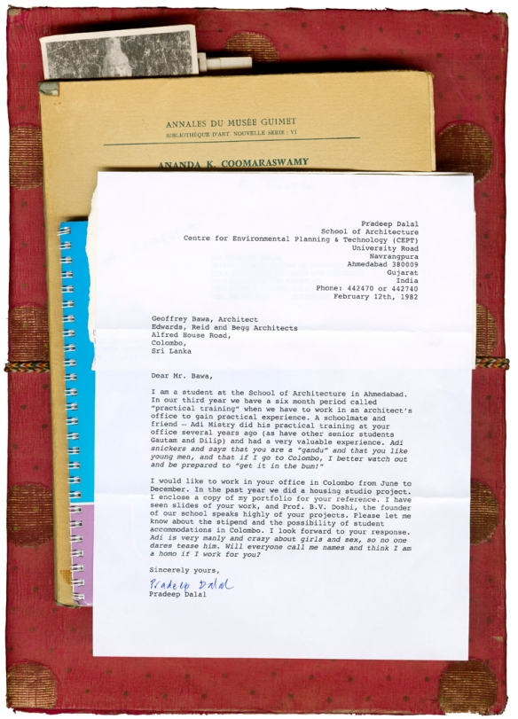 The Bawa Letters (1982), 2005