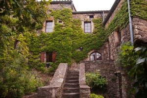 La Bastide d'Esparon is a special place to stay in The South of France for friendly gatherings in an untouched medieval hamlet.: a Haven with breathtaking views for up to 14 guests.