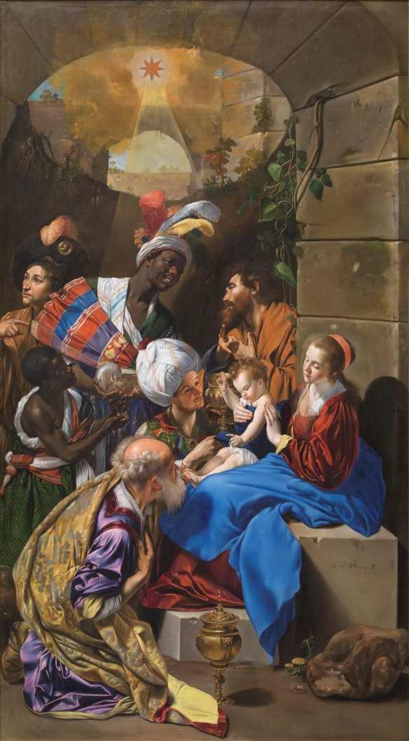 The Adoration of the Magi (1)
